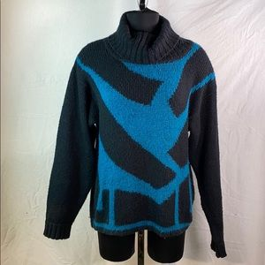 Gorgeous 80s cozy sweater